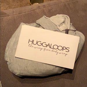 Huggaloops baby wrap